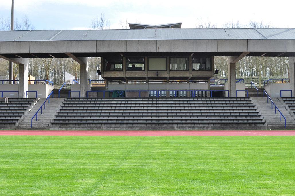Uni Stadion Regensburg