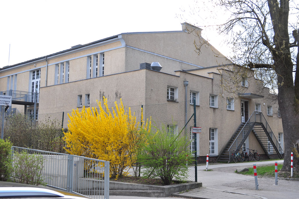 Regensburg Halle