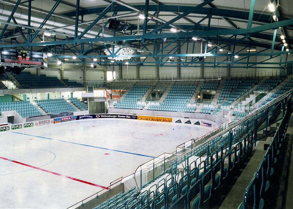 Eislauf Donau Arena