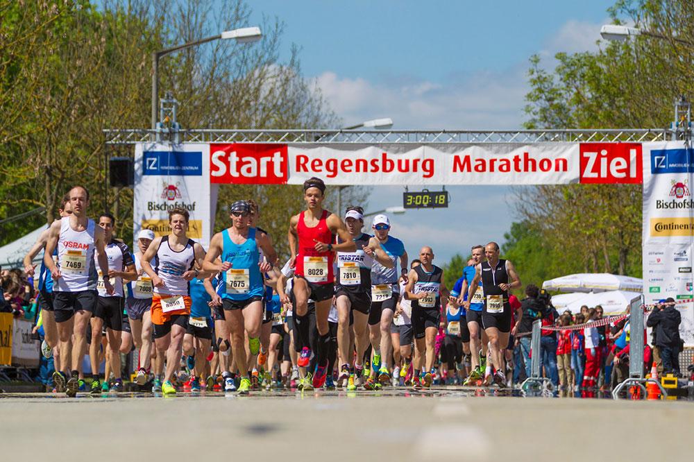 Llc Marathon Regensburg